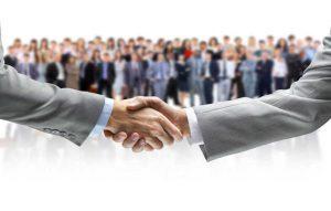 سیستم همکاری در فروش