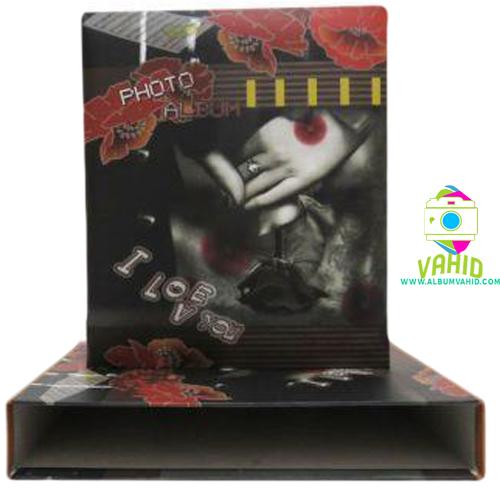 آلبوم سلفونی 120 عکس 18*13 جعبه دار