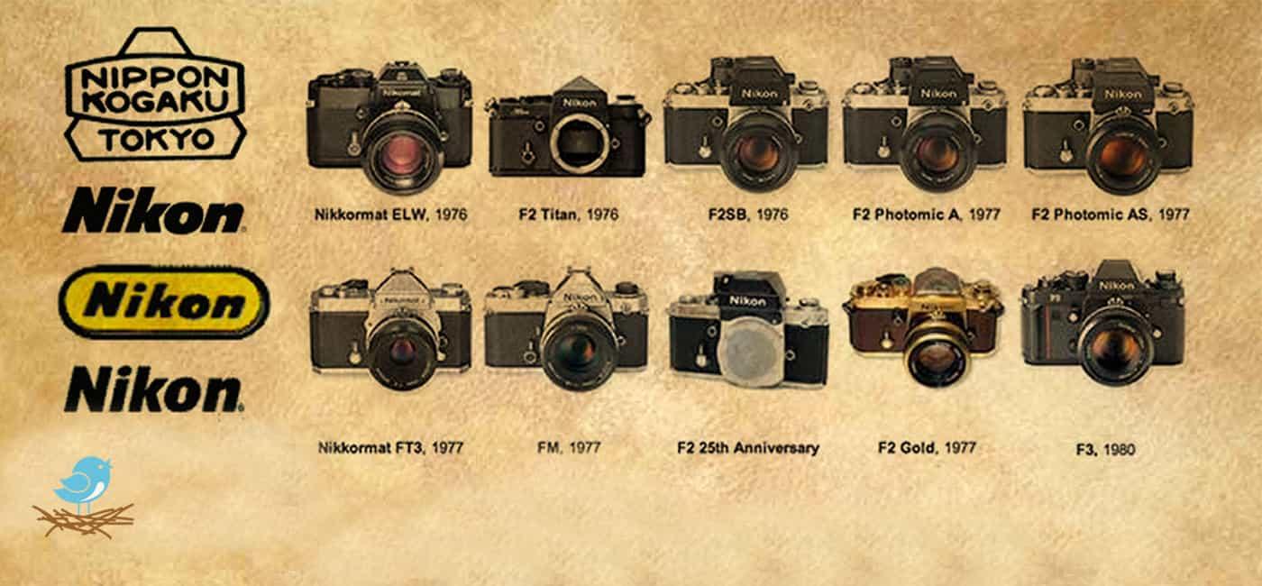 دوربین های دیجیتال نیکون