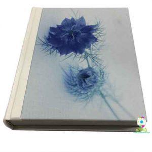آلبوم فریم دار جلد عکسی گل